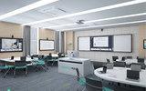 青鹿教育-高教研討型智慧教室