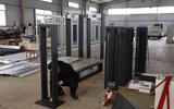 供应森林蜂窝红外非接触人体体温测量仪SLFW-TWCL-01测量精度0.1大量现货供应