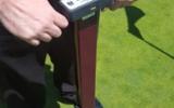 TDR350土壤水分温度电导率测量仪