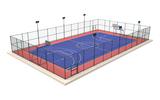 舒華品牌  場地設施  SH-H2306網片式籠式圍網