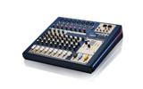 Soundcraft Nano M12BT支持蓝牙音频传输调音台,南昌Soundcraft调音台经销商