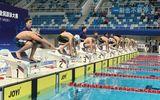 JOYI中意牌 游泳比赛电子计时系统