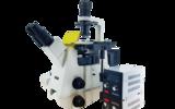 云南明美倒置荧光显微镜MF53-N