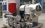 無負壓穩壓供水設備