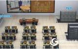 列车牵引供电实训系统,模拟电力拖动实验设备,新能源智能化牵引设备