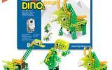 智能佳 PLAY300 DINOs 幼儿(学龄前)专业教育机器人套件 早教智能玩具拼装玩具