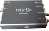 SDI视频P转i转换器,音频解嵌器