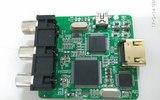 AV轉HDMI方案 支持游戲機視頻輸入 低成本方案