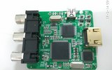 AV转HDMI方案 支持游戏机视频输入 低成本方案