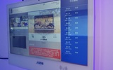 深圳智慧电子班牌,电子课程表,安全环保认证,十余年教育装备商