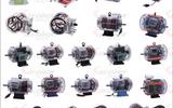 KLR系列透明电动机与变压器模型