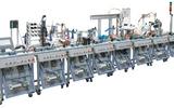 网络型模块式柔性自动化生产线实验系统