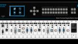 RENSTRON按键型数字视频矩阵RHS-0808混合插卡式矩阵
