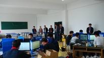 2021年宿州市中職學校技能大賽兩個賽項在安徽工程技術學校開賽