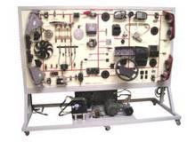 桑塔纳2000时代超人全车电器示教板