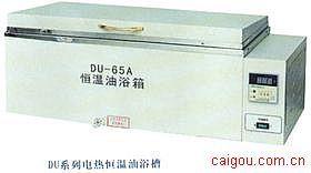 电热恒温油浴箱