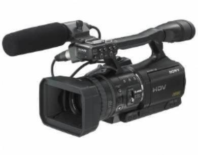 索尼 HVR-V1C HDV高清数字摄录一体机