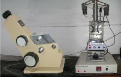 液液平衡曲線測定實驗裝置