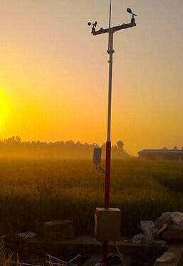 農田小氣候觀測站/農田氣象監測站/田間氣象站 產品型號: JZ-2034