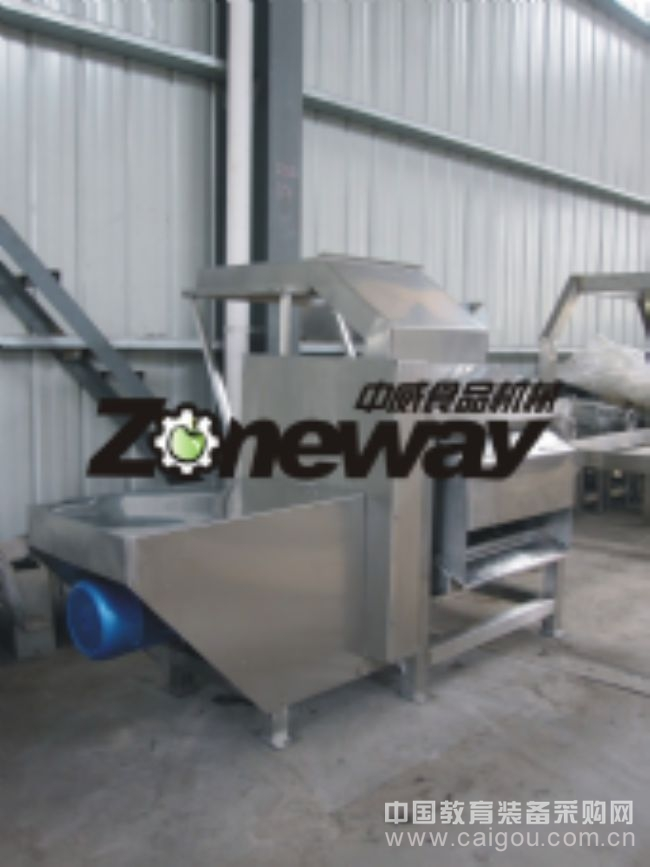 QBZJ-6型桔子去皮榨汁机