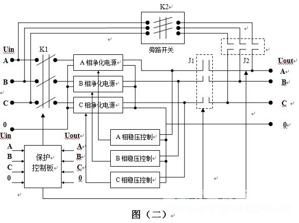 380v简单稳压电路图