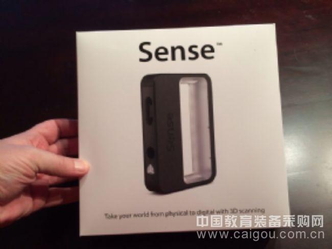全新美国原装进口 Sense 3D手持3D扫描仪 3D systems 15年款