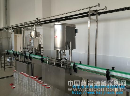 乳酸菌飲料生產線