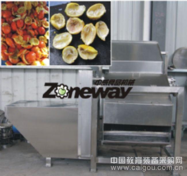 QBZJ-6型柚子去皮榨汁机