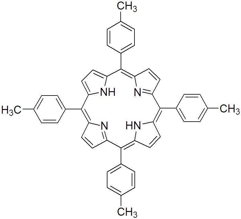四對甲苯基卟吩14527-51-6
