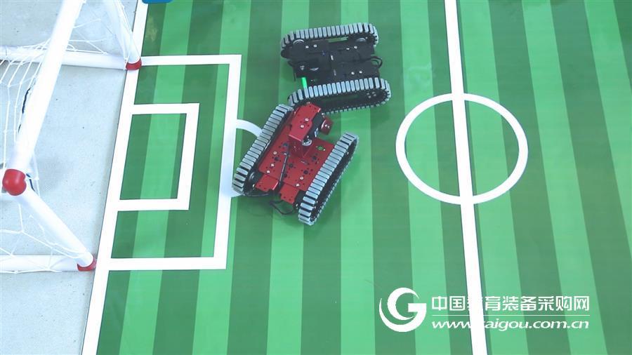 DIY足球機器人套裝_車型_藍牙遠程控制_互動套裝