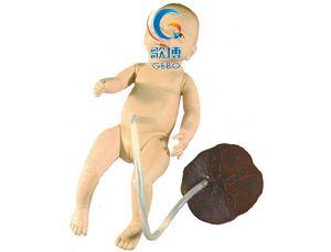 高級新生兒臍帶護理模型