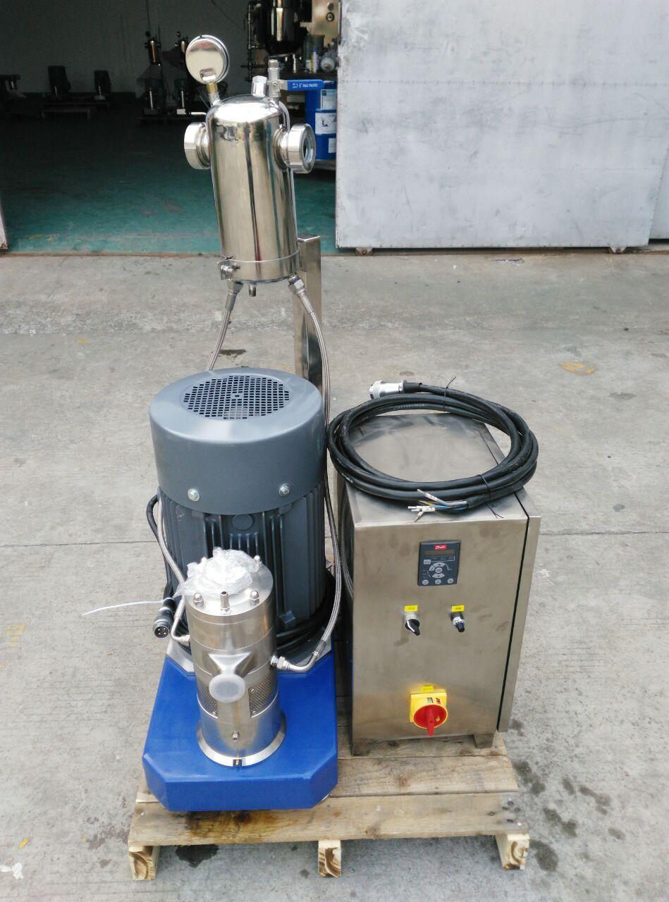 一種石墨烯復合材料研磨分散機,石墨烯納米銀線研磨分散機