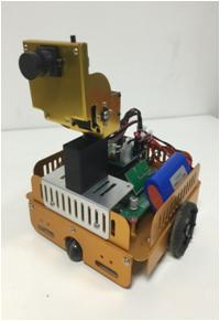 150視覺小車,編程智能小車