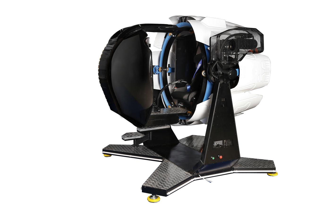 航天航空模擬飛行器、飛行模擬器