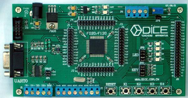 DICE-F020评估板