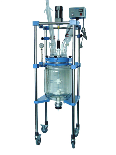 BL-50L双层玻璃反应釜