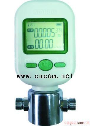 气体质量流量计/气体流量传感器/气体流量计 美国独资 0-10/200/800L/Min