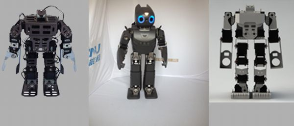 智能佳机器人参加2015教育展览会