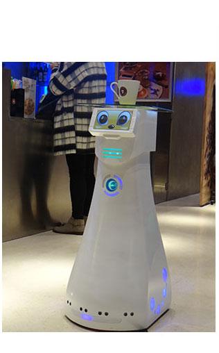 智能佳浅谈送餐机器人的用途与不足