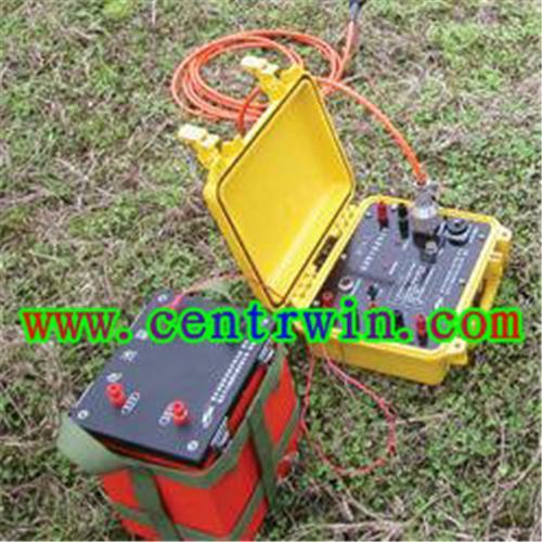 高密度电阻率仪/超级高密度电法系统 型号:CB-TWGMD-9