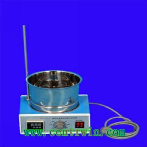 集热式磁力搅拌器/集热式恒温加热磁力搅拌器 型号:SHYDF-101Z