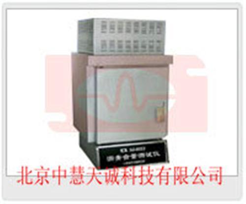 沥青含量测试仪(燃烧法) 型号:SD-0053