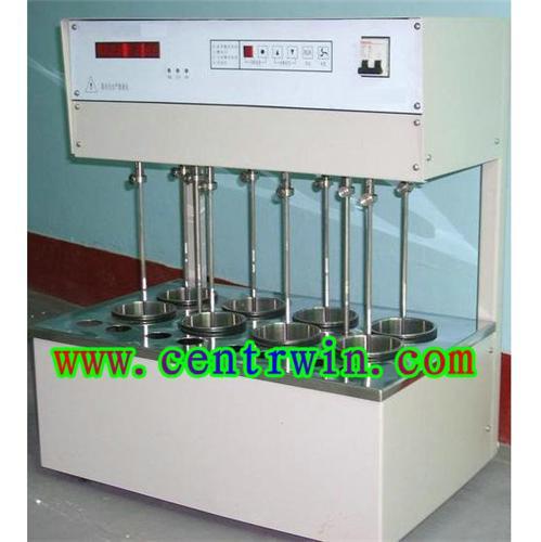 八孔自动糖化器 型号:YQ-PJ-8B