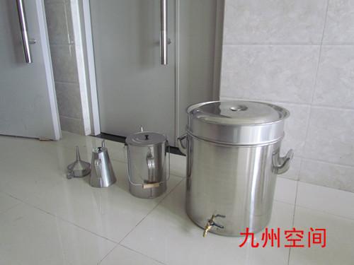 北京九州三级不锈钢过滤漏斗价格 125×180