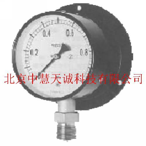 压力表/指针式压力表 型号:VUGY01-A