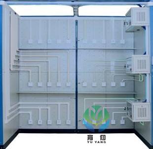 YUY-LY34弱电井中垂直工作区系统实验实训装置