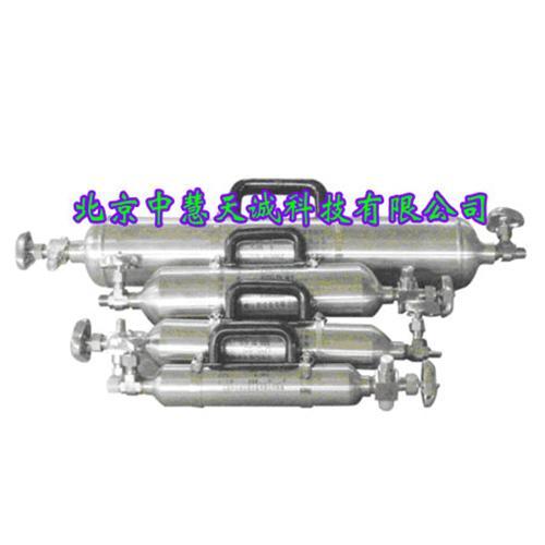 液化气采样罐/液化气采样钢瓶/液化石油气采样器 型号:WSY/LPG-SS-250