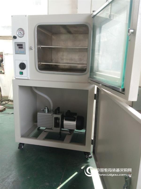 电热真空干燥箱先抽真空再升温加热的原因