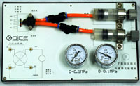 DICE-CGⅡ型传感器与检测技术实训仪