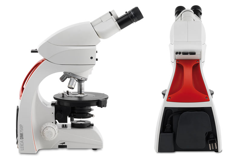 Leica DM4 P、DM2700 P 和 DM750 P 正置偏光显微镜